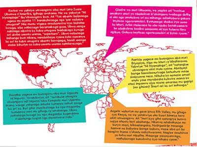 Teenage Girls Across the World high res